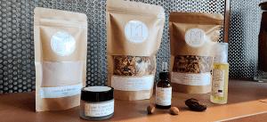 Produits cosmetique M4nature